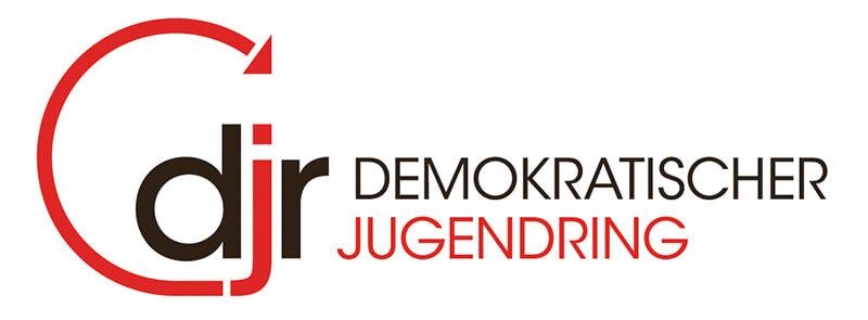 Demokratischer Jugendring Logo